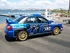 Tommy Gun Rally Car 2008 : Our new decal scheme for 2008.  Mouse over the images to see the full sized pics.